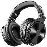 OneOdio Bluetooth Kopfhörer Over Ear [Bis zu 80 Stdn & BT 5.0] Geschlossene Musik Headphones Kabellos mit 50mm Treiber, HiFi Stereo Faltbares Bass Headset mit Mikrofon für Laptop/Handy/PC