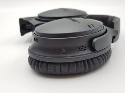 Bose QuietComfort 35 II NFC Kontaktstelle