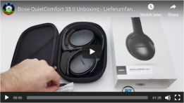Bose QuietComfort 35 II Unboxing