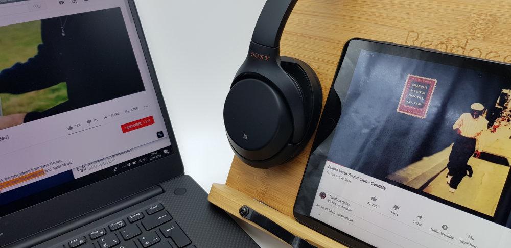 Sony WH-1000XM3 Mehrere Geräte Verbinden